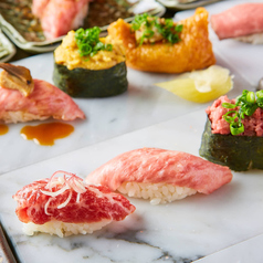 博多 肉寿司の特集写真