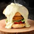 料理メニュー写真ナイアガラチーズバーガー