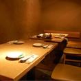 7~10名様のテーブル個室~新宿 個室居酒屋 新宿宮川 野村ビル店~☆新宿 個室 居酒屋 宴会 接待