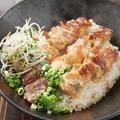 料理メニュー写真地鶏丼