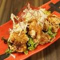 料理メニュー写真若鶏の唐揚げ 中華style