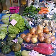 なるべく農薬を使用しない、自然農法の野菜にこだわり