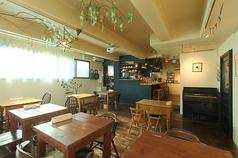 musica hall cafe ムジカホールカフェの写真