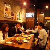 dining room HiNaTaの雰囲気3