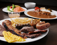 ブラジリアンレストラン コパ