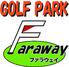 GOLF PARK Faraway 上野店のロゴ