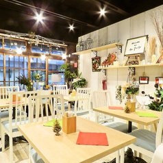 京町家サロン こいやまカフェ produce by Floral Art KAORIの写真