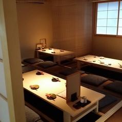 お座敷個室は繋げてご利用頂くことも可能です。