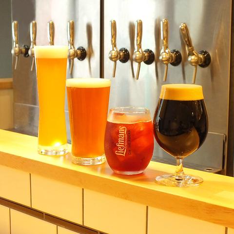 とろとろでクリーミーな泡が美味しいボールタップ!今話題の樽生クラフトビール8種☆