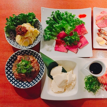 肴 日本酒処 力鯱のおすすめ料理1