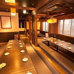 《宴会最大60名様迄OK》大人数のご利用大歓迎!中野駅3分の好立地居酒屋なので、集合・解散にも便利。2時間飲み放題付コースは2200円~ご用意しています。