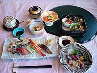 お得な寿司会席