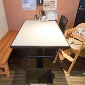 ★ご家族でもくつろげるテーブル席★