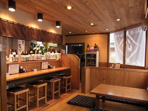 アットホームなこだわり居酒屋☆食材は地元にこだわりあります♪ラーメンも美味しい