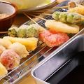 料理メニュー写真おまかせ大阪MIX 12本盛り合わせ