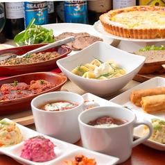 ロシア料理 イクラバルの写真