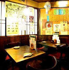 【4階】2~4名テーブル席