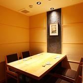 大事な接待や大切な方への記念日にご利用ください。隠れ家的な個室になっております。