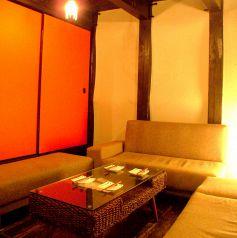 ■京都の町屋の風情が◎ソファ席個室は要予約■