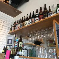 豊富な日本酒!自家製日本酒サングリアもご用意あり!