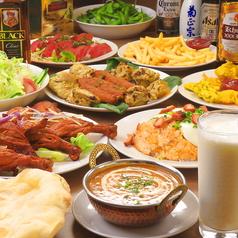 インド料理 デビィ 石島店の写真