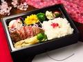 料理メニュー写真【温まる】特選ステーキ弁当 200g