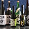 常時20種類前後の日本酒ご用意しております。お料理や気分に合わせてお楽しみ頂けます。またプレミアム飲み放題の場合は全種類なんと飲み放題に…!!