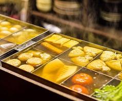 ODEN dining 花歩のおすすめ料理1