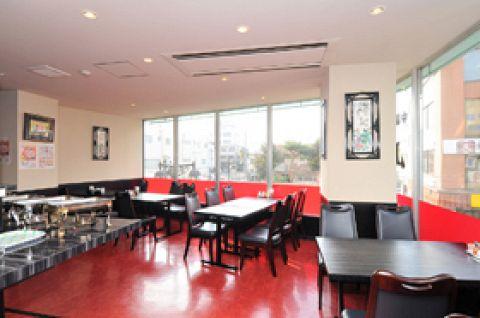 立川駅南口徒歩3分。中華料理のバイキングをランチもディナーもやっています!