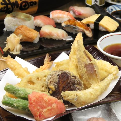 季節創作料理 天ぷら