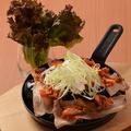 料理メニュー写真■サムギョプサル