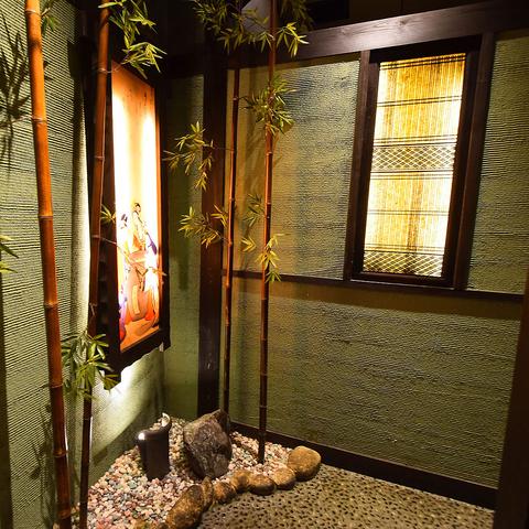 【完全個室】大人の隠れ家個室居酒屋 九十九 -つくも- 岡山駅前店|店舗イメージ4