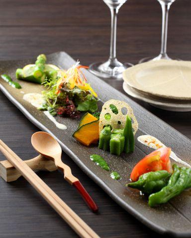 創作料理と京野菜のびすとろ KIZ...
