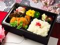 料理メニュー写真【温まる】黒豚ヒレカツ弁当