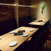 【会社宴会におすすめ】8~12名様におすすめのテーブル席。会社宴会や友人同士のグループ飲み会に◎