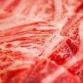 ◆◆肉匠いく田の選べる和牛◆◆ いく田のすき焼き、しゃぶしゃぶは4種の和牛からお好きなものをお選びいただけます。