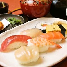 話食楽 鮨ささめのおすすめ料理1
