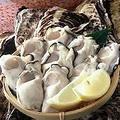 料理メニュー写真市場直送大粒焼き牡蠣 (1個)