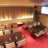 30名様まで完全個室。小規模の貸切・同窓会など各種宴会やコンパ、オフ会にもオススメ!大型モニター&ダーツ1台あり。