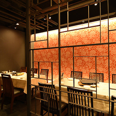 四川料理 赤坂中山の雰囲気1