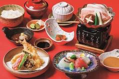 博多中洲 旬菜万葉のおすすめランチ2
