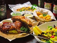 Kurimaro Kitchen Barの写真