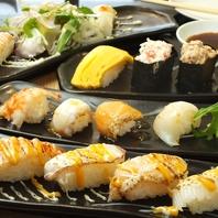 しゃぶしゃぶだけじゃない!これぞ「蔵流」寿司食べ放題