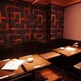 ★☆MAX9名様の個室のテーブルのお席☆★