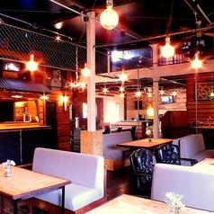 バックボーン シティ カフェ BACK BORN CITY CAFEの写真