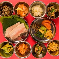 餃子と韓国屋台 suEzou エチオピアのおすすめ料理1