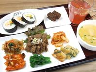 気軽に本格韓国家庭料理♪