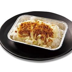 料理メニュー写真焼きチーズカレー