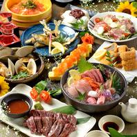 海鮮料理の喰海◆楽しい酒の場で喰らう海の幸
