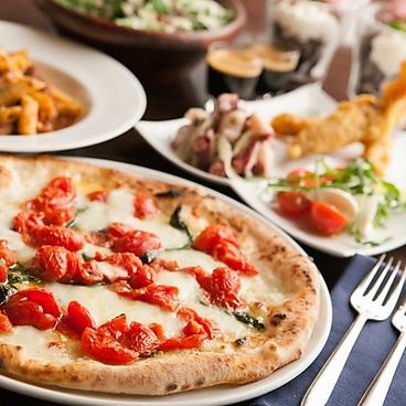 くろねこピッツァのおすすめ料理1
